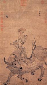 Laozi (Lao Tseu), sage taoïste